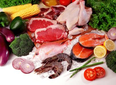 comida de verdade, base da dieta paleo
