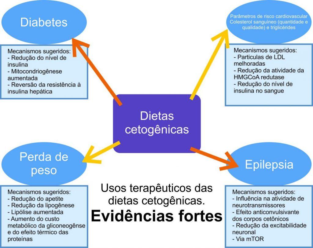 Insulina na dieta cetogenica
