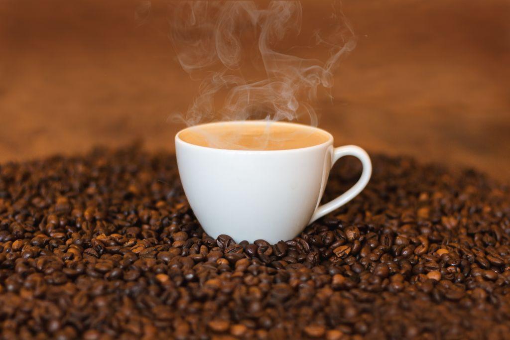 café quebra o jejum?